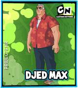 Lik iz serije Ben 10 djed Max