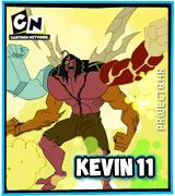 Lik iz serije Ben 10 Kevin 11