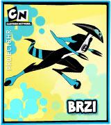 Lik iz serije Ben 10 Brzi