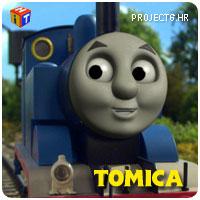 Lokomotiva Tomica