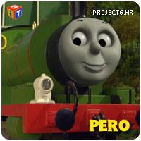 Lokomotiva  Pero