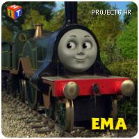 Lokomotiva  Ema