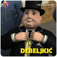 Lokomotiva Debeljkić