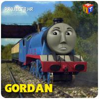 Lokomotiva Gordan