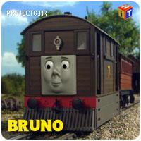 Lokomotiva  Bruno