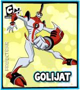 Lik iz serije Ben 10 Golijat
