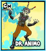 Lik iz serije Ben 10 Dr. Animo