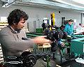 Snimanje za TV spot Ipard - Poljoprivredna zadruga Čakovec