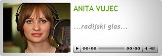 Anita Vujec u Spikerskim glasovima