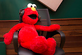 Gost spiker Elmo